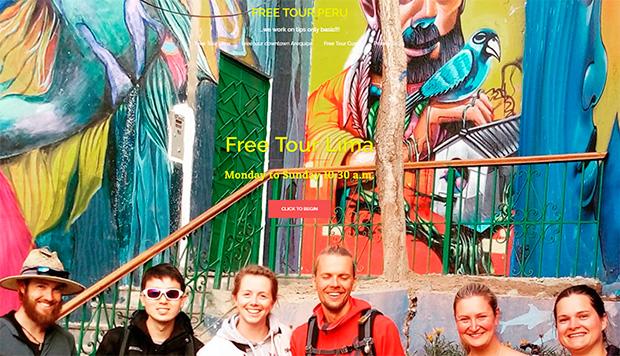 Free Tour - Tour Gratuito por Lima