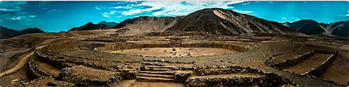 Excursion Full Day a Caral