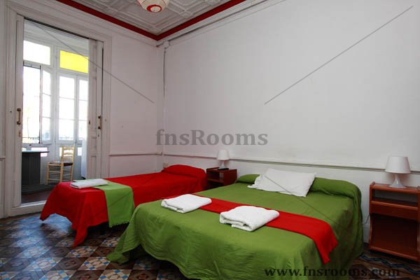 hostal  Balmes