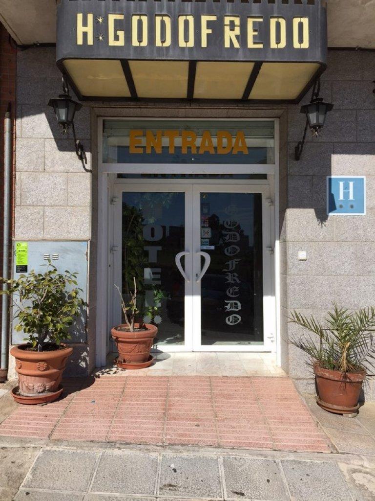 Hotel Godofredo Toledo