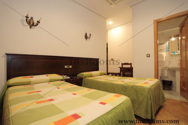 Hostal Jqc Rooms Madrid