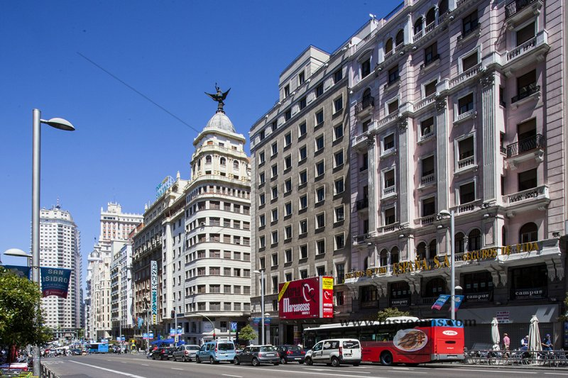 Accommodation Madrid