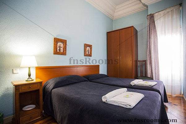 Accommodation Gran Via Madrid