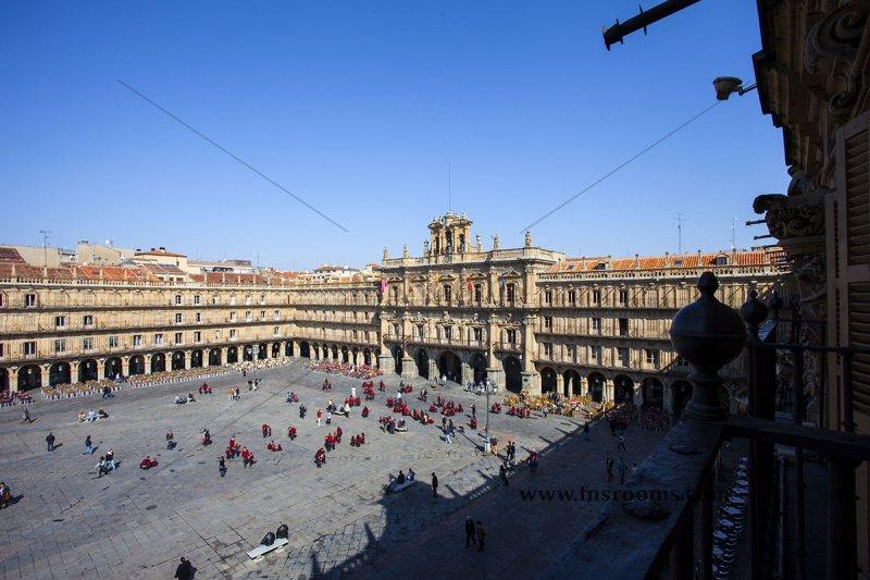 Hostel in Salamanca