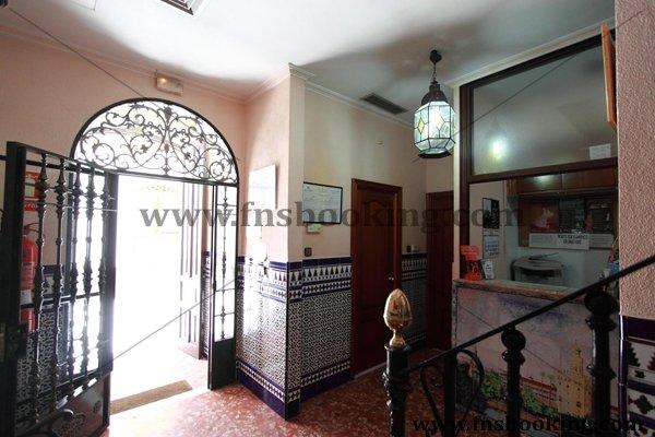 Hostal San Francisco - Hostal barato en Sevilla - Hostal en Sevilla