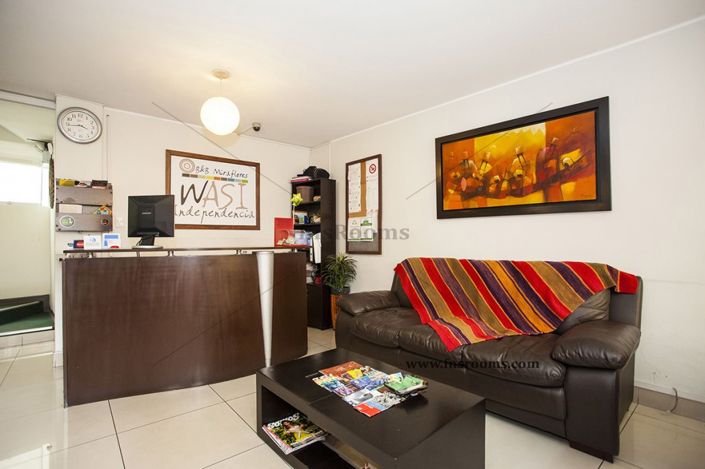 28 - Wasi Independencia - Bed and Breakfast Miraflores