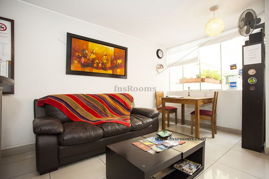 29 - Wasi Independencia - Bed and Breakfast Miraflores