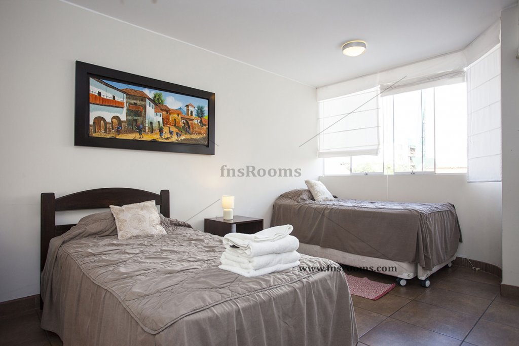 18 - Wasi Independencia - Bed and Breakfast Miraflores