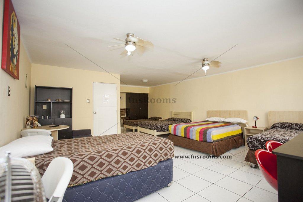 16 - Wasi Tarapaca - Hotel Economico Lima