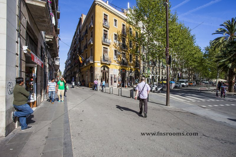 Hostal en Barcelona