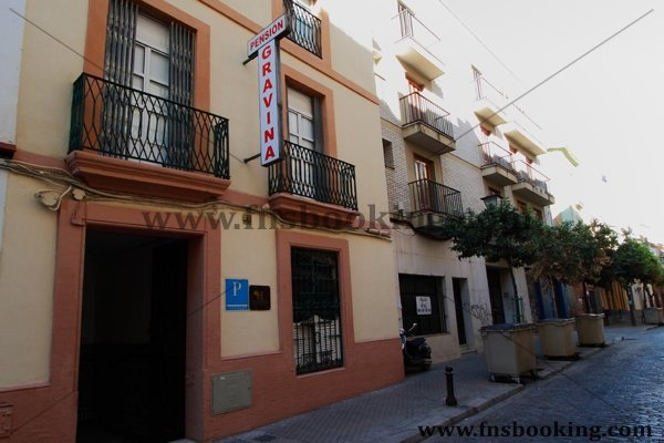 Pension Gravina Sevilla