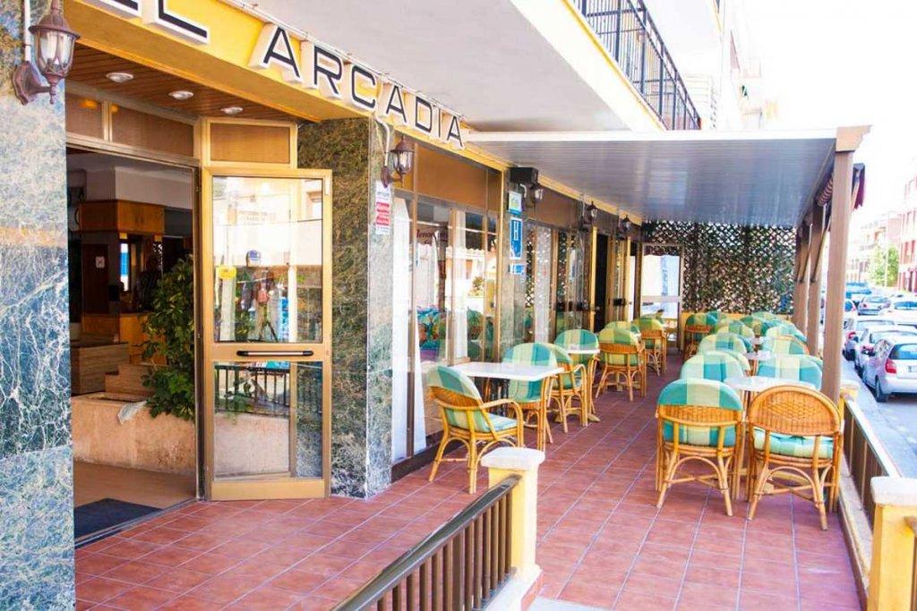 Hotel Arcadia - Hotel en El Arenal, Mallorca - Hoteles El Arenal, Mallorca - Galeria