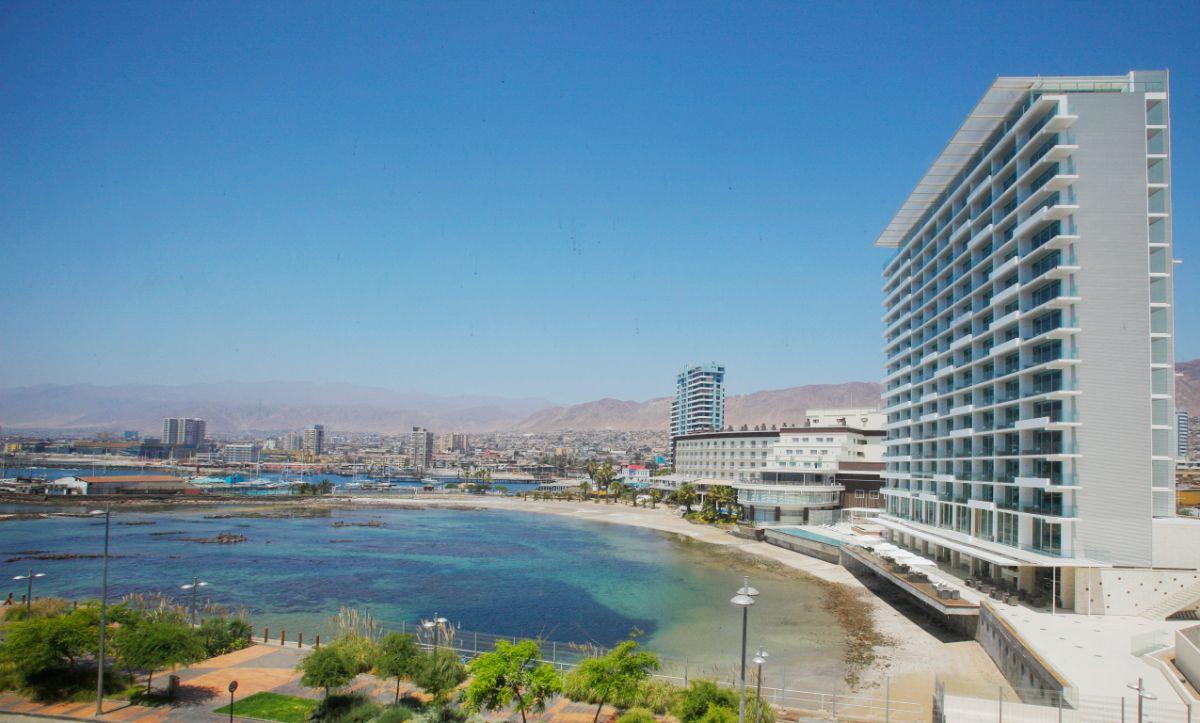 Suites Antofagasta. Fachada