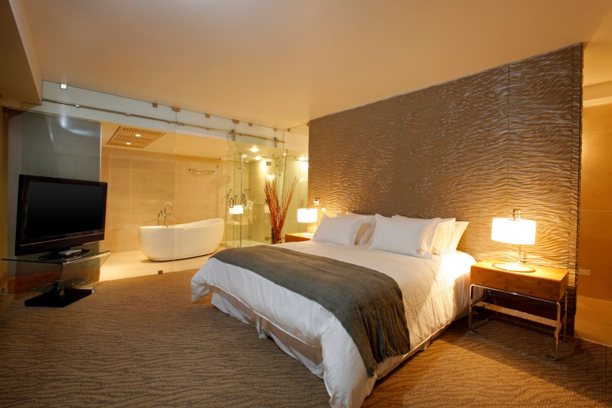 Suites Antofagasta. Habitación Presidencial