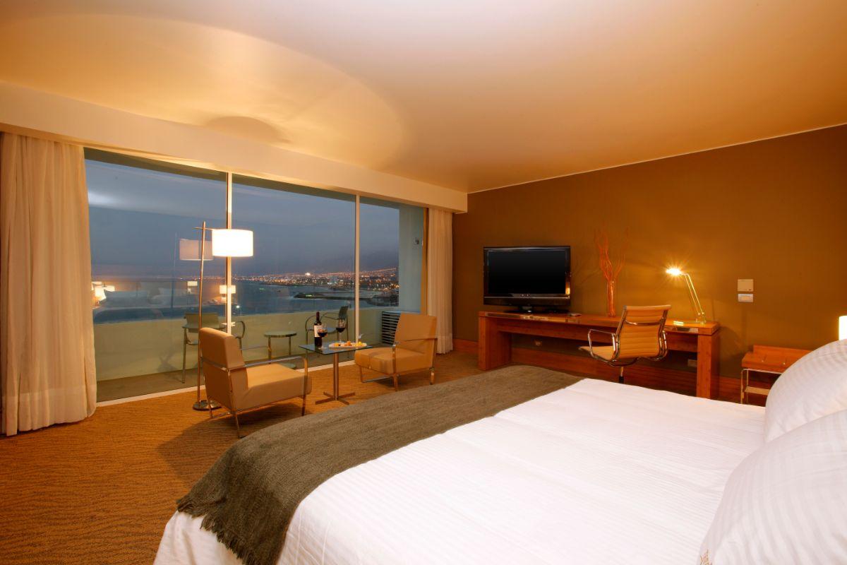 Suites Antofagasta. Habitación Superior