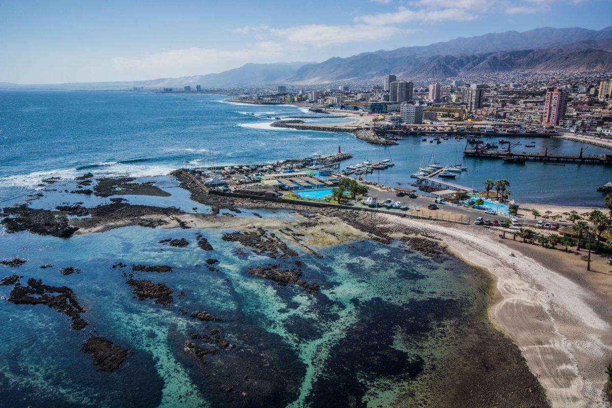 Suites Antofagasta. Vistas
