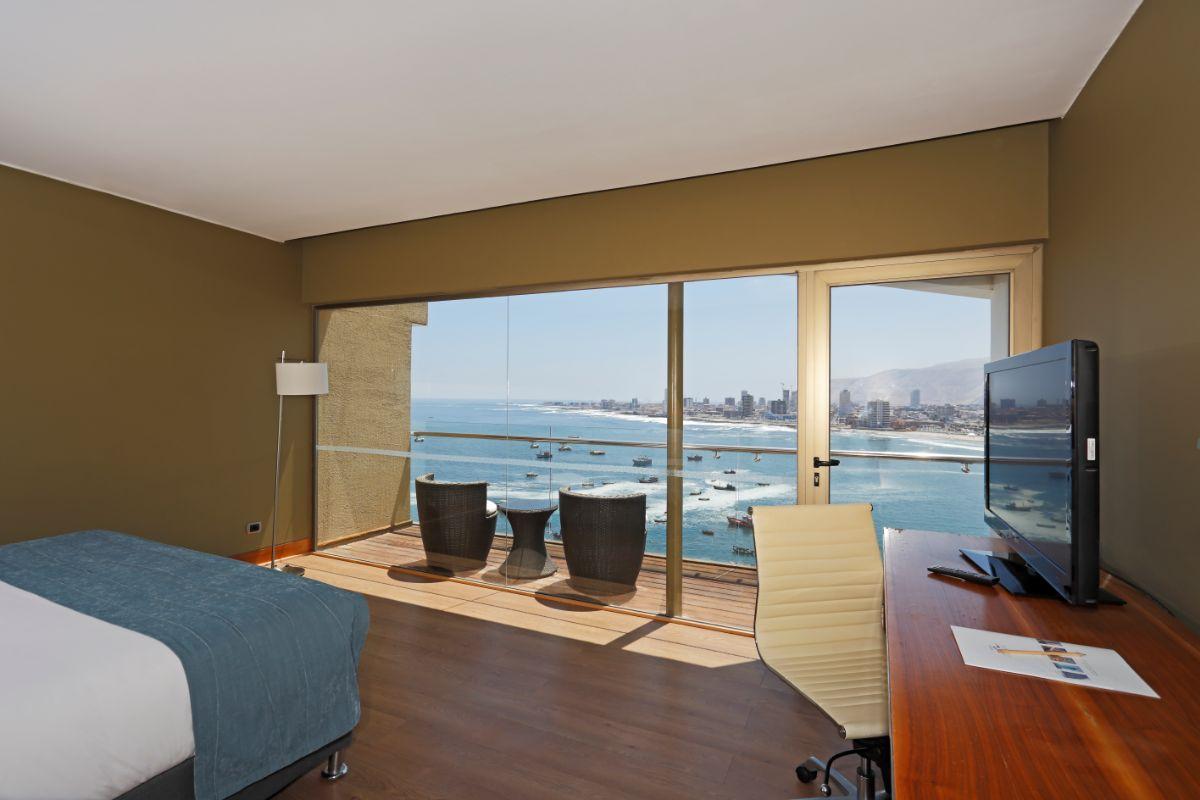 Suites Iquique. Habitación Premium