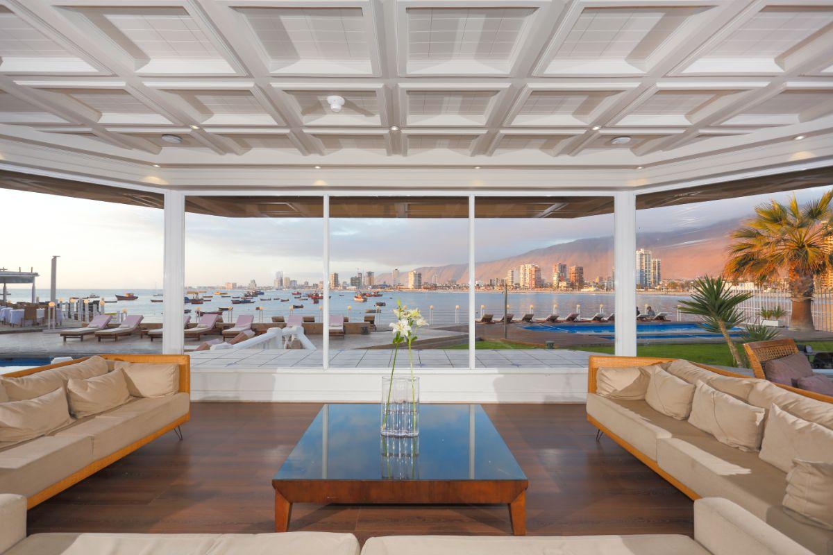 Suites Iquique. Lobby