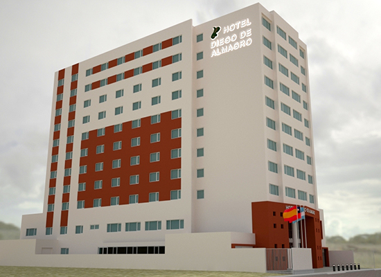 Próximamente Hotel Diego de Almagro Curicó