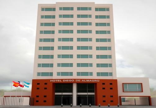 Nuevo Hotel Diego de Almagro Curicó