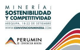 Convención Minera 33 Arequipa