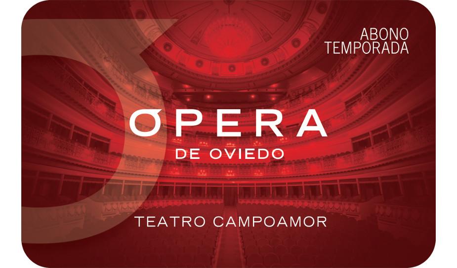 TEMPORADA DE ÓPERA DE OVIEDO 2018/2019
