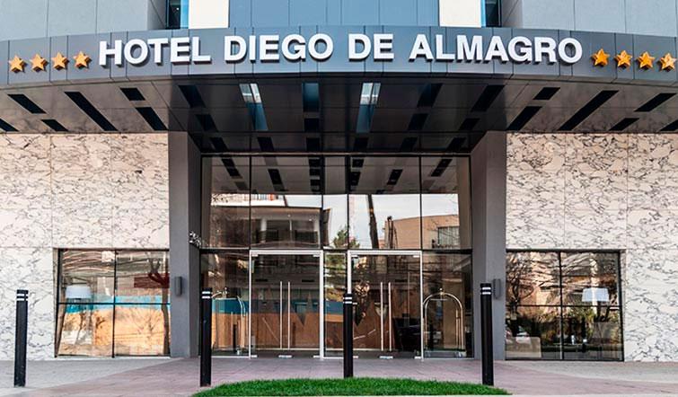 Diego de Almagro Hoteles y FNSROOMS, creciendo juntos