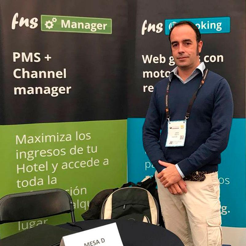 Fran Tamargo y Jorge Prieto: Hoteleros y socios tecnológicos de los hoteleros. Viviendo las dos caras de una misma moneda