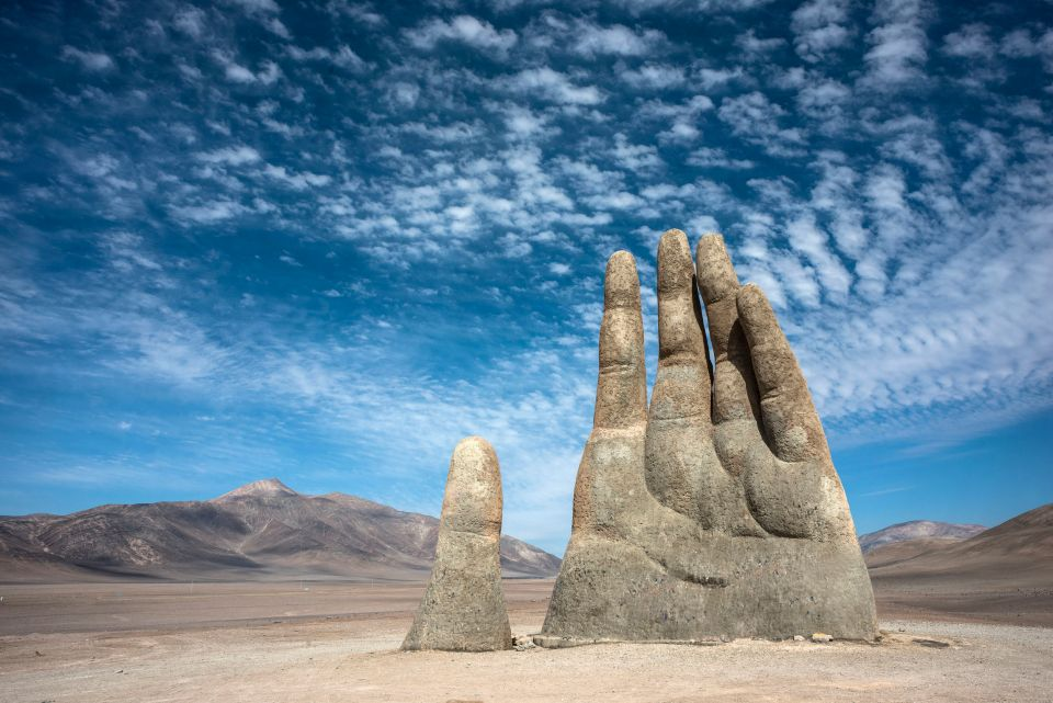 Próximo destino: Desierto de Atacama