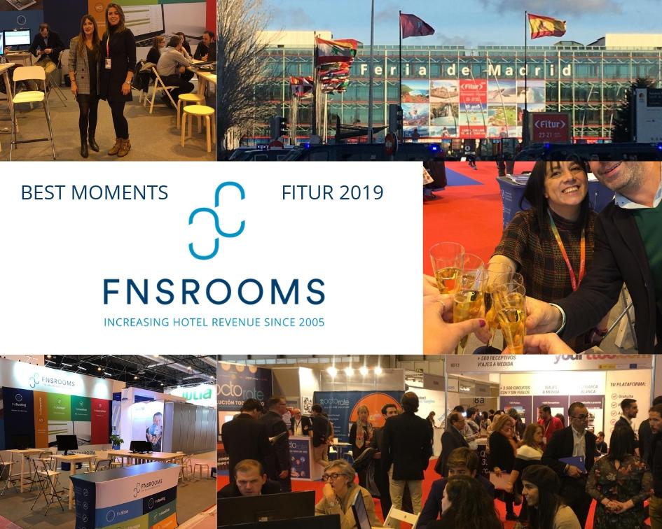 FNSrooms participa un año más en la Feria de Turismo de Madrid
