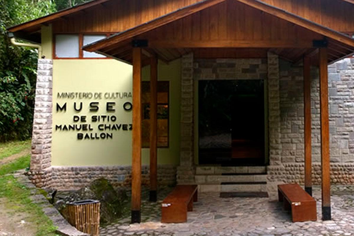 Los museos de Machu Picchu