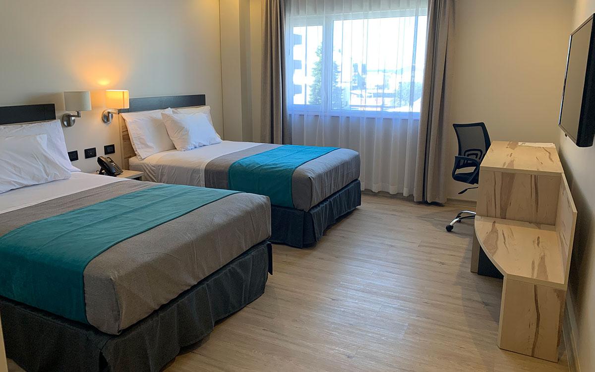 Descubre el nuevo Hotel Diego de Almagro Temuco Express