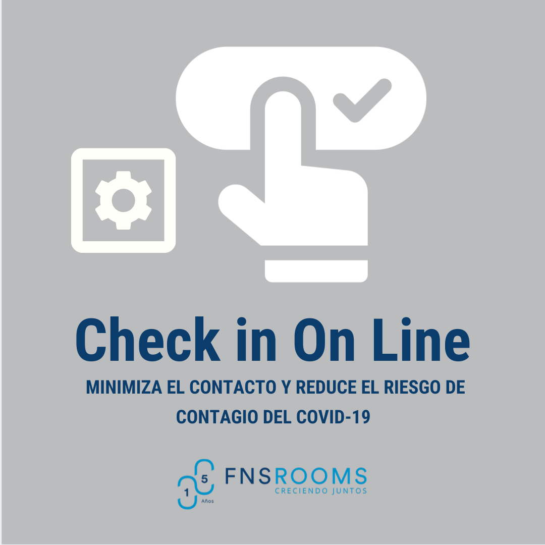 El check in on line en la era post COVID-19