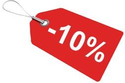 Offer Last Minute - 10% discount
