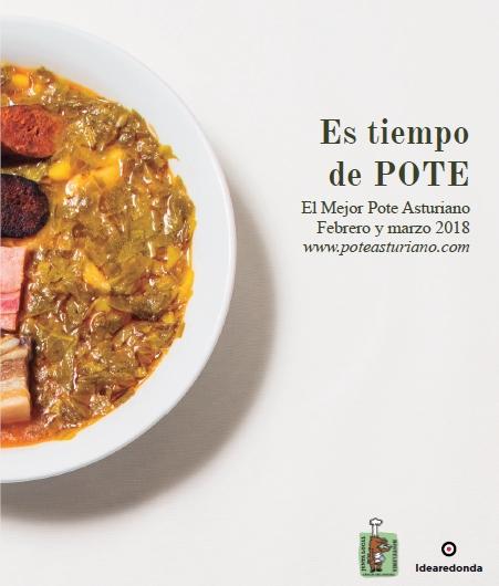 Oferta Especial durante el concurso de El mejor Pote de Asturias.