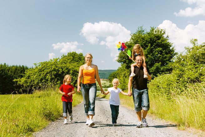 Family Plan de Domingo a Viernes