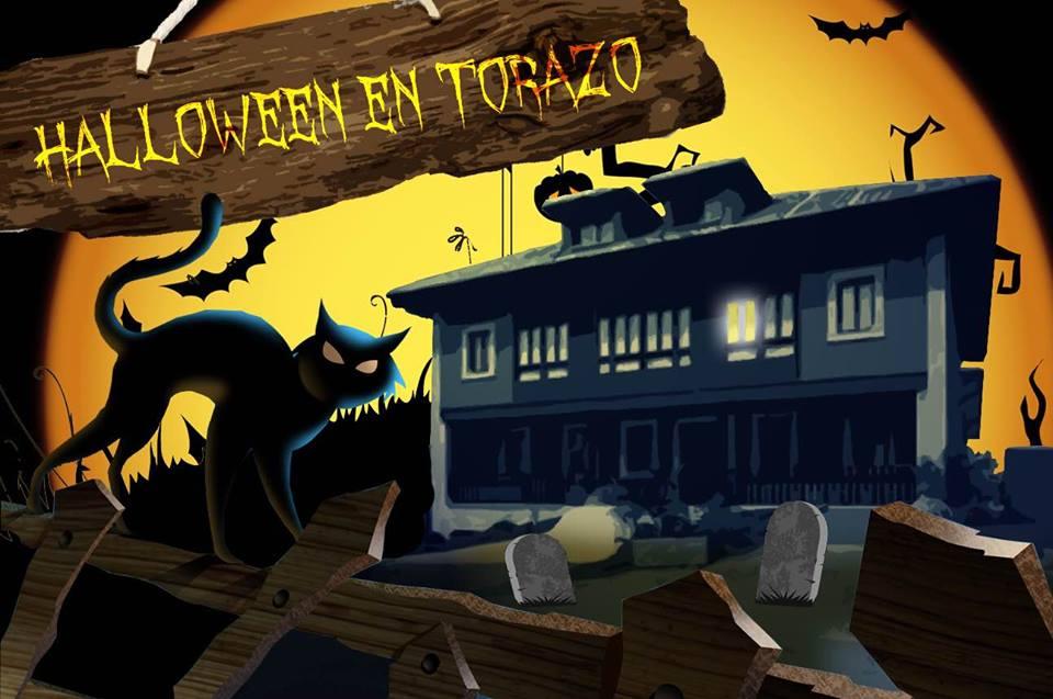 HALLOWEEN EN TORAZO