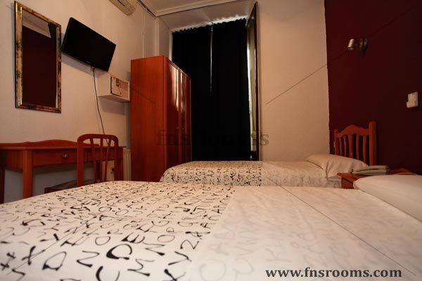 Hostal Fuencarral Kryse Madrid