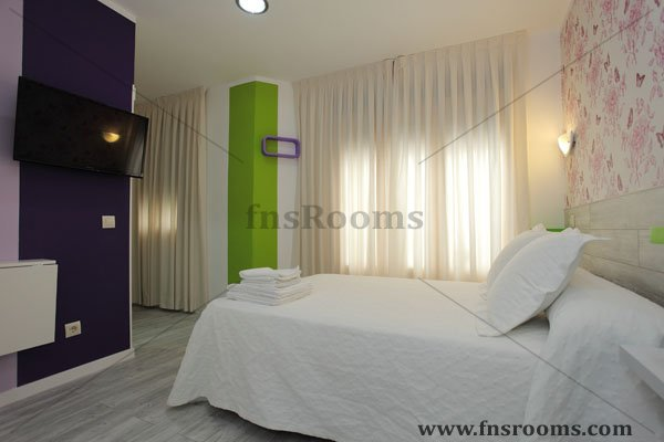 22 - Hostal Nersan en Madrid