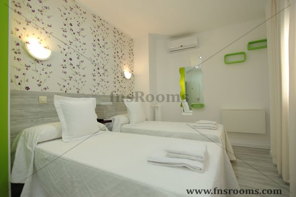 1 - Hostal Nersan en Madrid