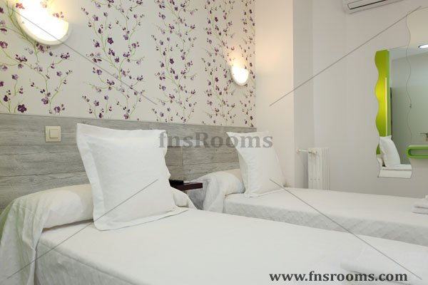 3 - Hostal Nersan en Madrid