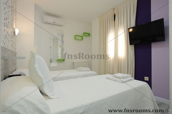 4 - Hostal Nersan en Madrid
