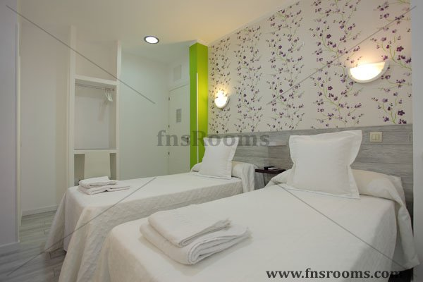 2 - Hostal Nersan en Madrid