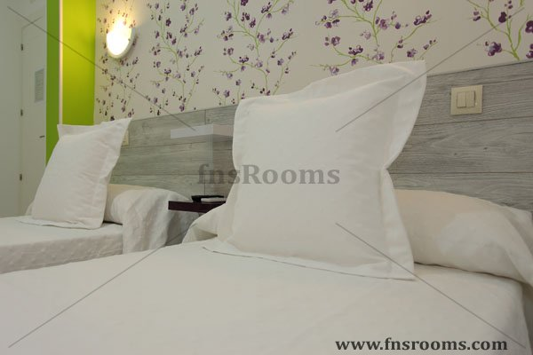 5 - Hostal Nersan en Madrid