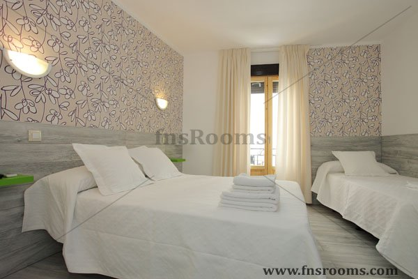 11 - Hostal Nersan en Madrid