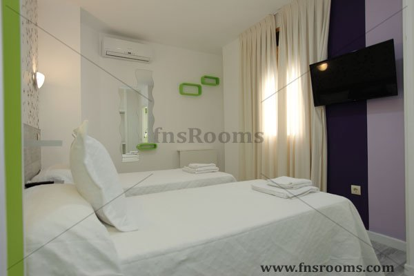 8 - Hostal Nersan en Madrid