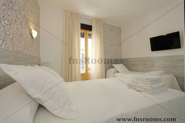 12 - Hostal Nersan en Madrid