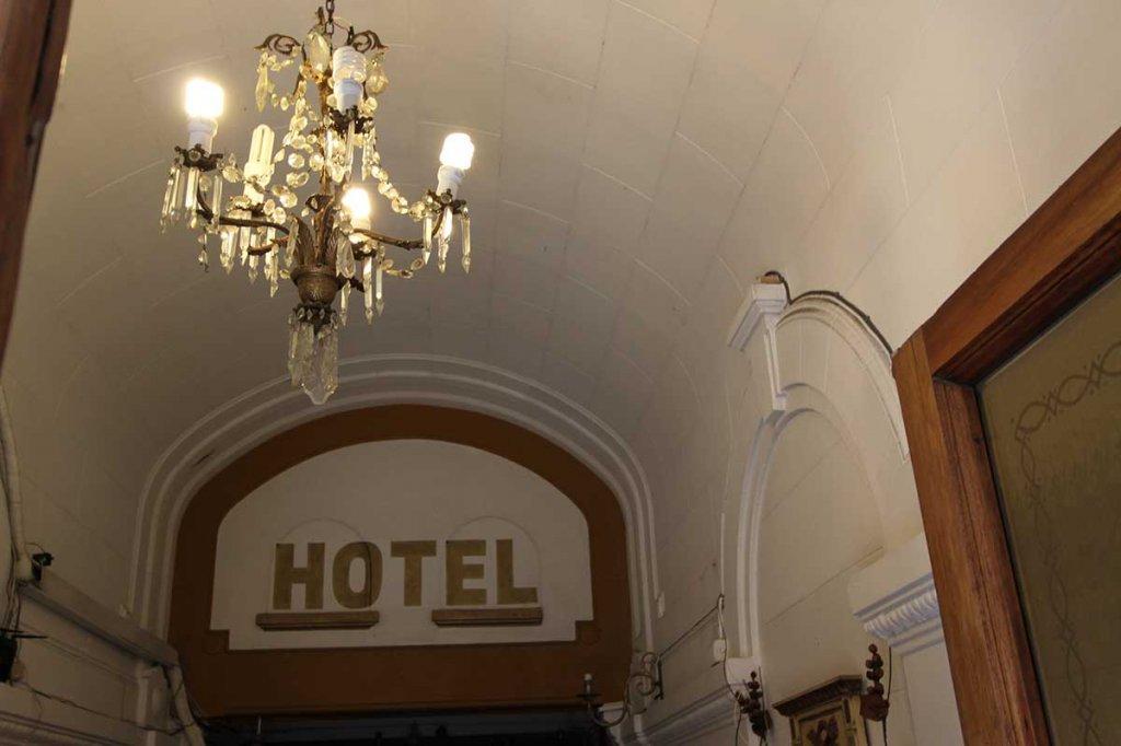 Hotel Londres 35 Santiago