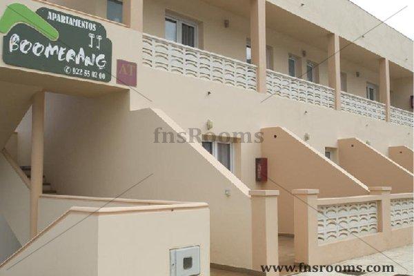 Apartments Boomerang I