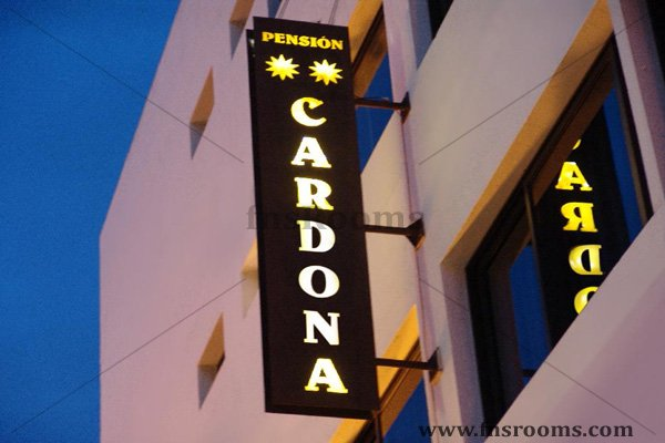 Pension Cardona - Cardona Guesthouse